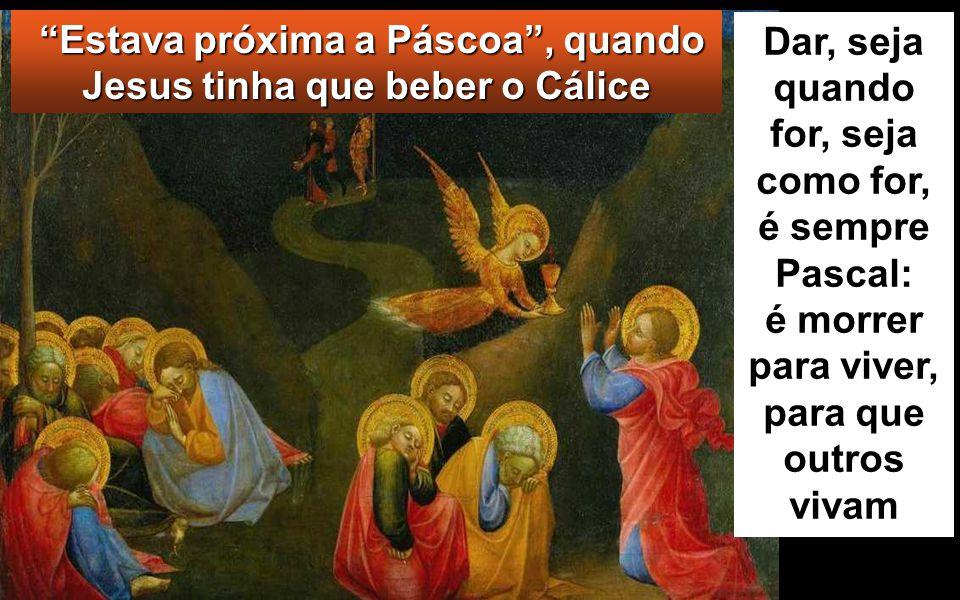 Jo 6, 1-15 Naquele tempo, Jesus partiu para o outro lado do mar da Galileia, ou de Ti- beríades.