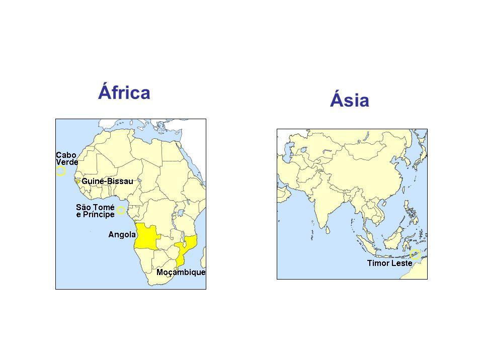 África Ásia