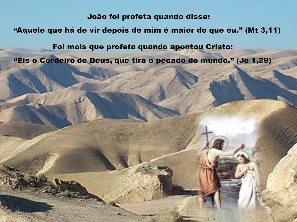 Houve um homem enviado por Deus, que se chamava João. Este veio como testemunha, para dar testemunho da luz, a fim de que todos cressem por meio dele.