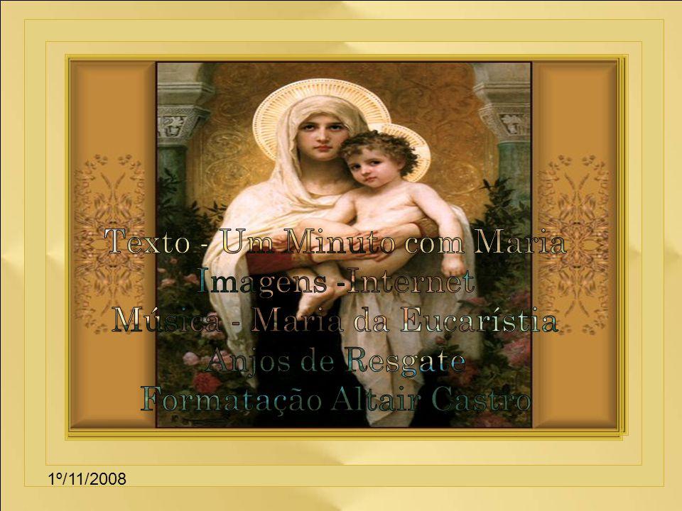 São Pedro Juliano recebeu de Maria Santíssima a missão de fundar uma obra dedicada à adoração perpétua da Eucaristia. Efetivamente, fundou a Congregaç
