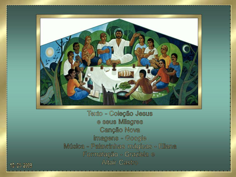 Disse Jesus: Hoje entrou a Salvação nesta casa. O Filho do Homem veio procurar e salvar o que estava perdido.
