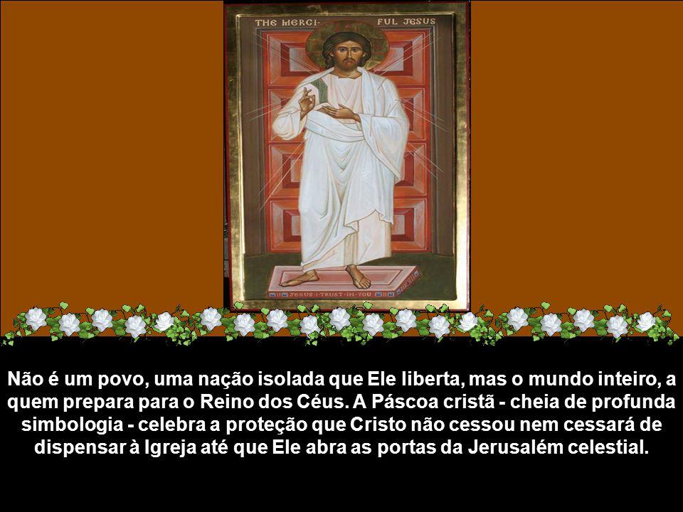 O próprio Cristo celebrou a Páscoa todos os anos durante a sua vida terrena, segundo o ritual em vigor entre o povo de Deus, até o último ano de sua vida.