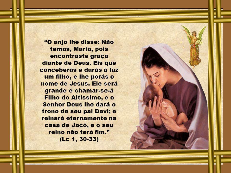 José, esposo de Maria, o homem justo e humilde que aceita a missão de ser o pai adotivo de Jesus. Ao ser da descendência de Davi e pai legal de Jesus,