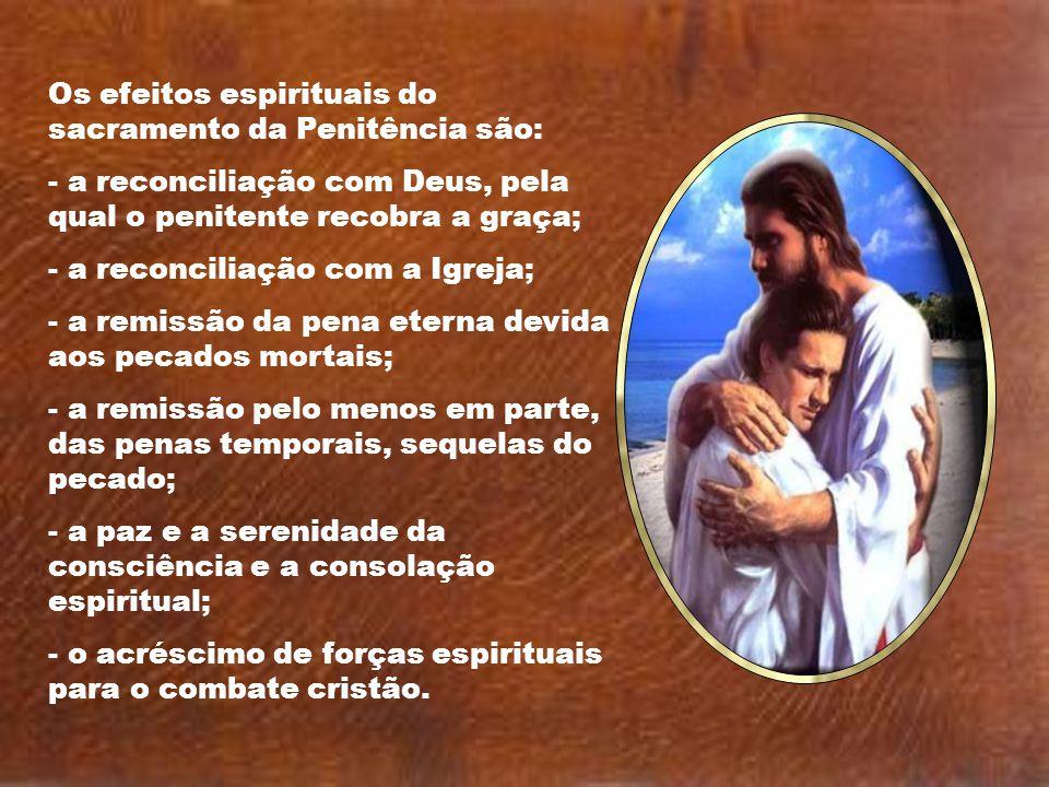 Para se fazer uma boa Confissão Sacramental, requerem-se cinco atos: 1 – exame de consciência. 2 – arrependimento dos pecados. 3 – propósito de não ma