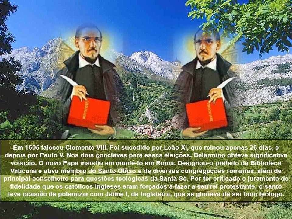 Colocou também em vigor os decretos do Concílio de Trento.