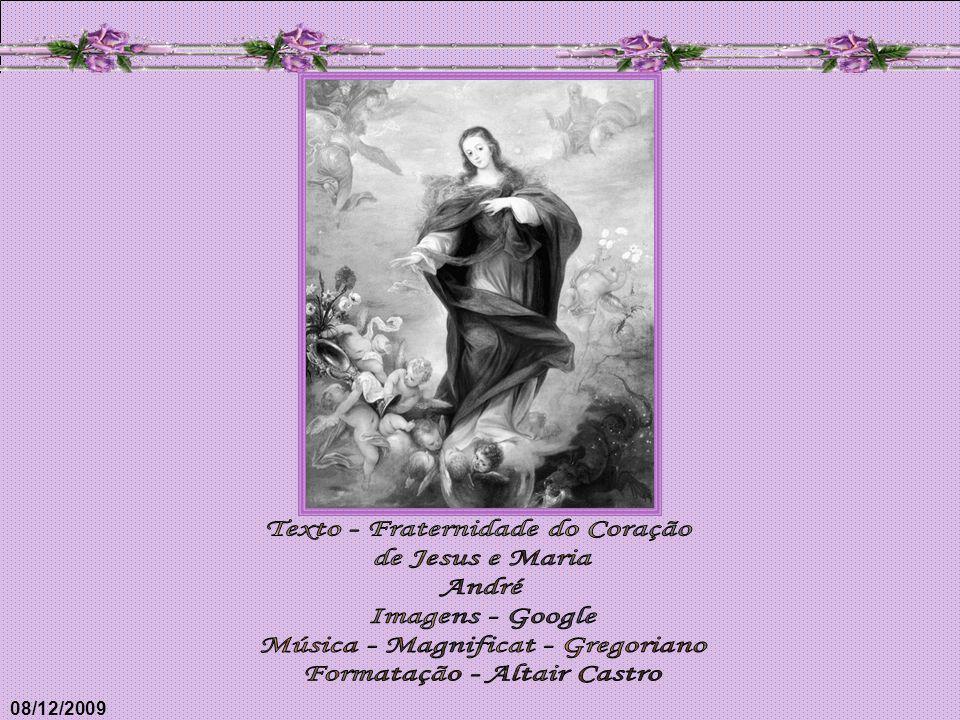 Desta forma, declarou, ao apresentar-se em uma dependência total de Deus, Maria expressa na verdade uma atitude de plena liberdade, fundamentada no completo reconhecimento de sua genuína dignidade.
