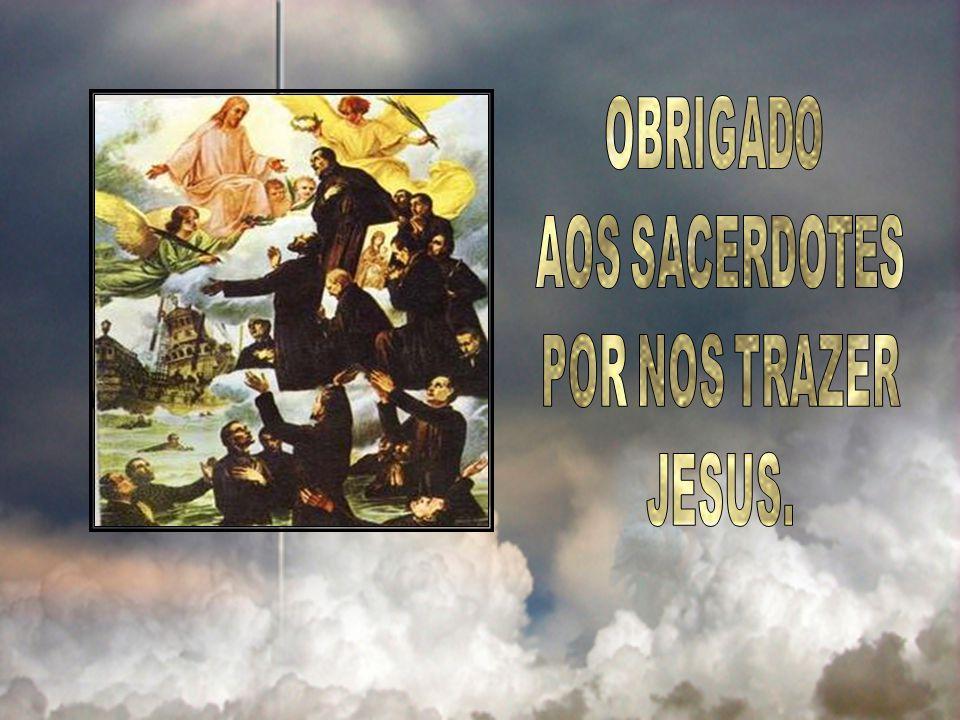 Que coisa tão grande é ser sacerdote! Se o compreendesse totalmente, morreria. O sacerdócio é o amor do coração de Jesus. ( Cura DArs )