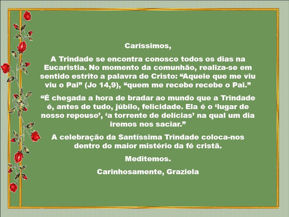 Se você quer navegar por um site católico, clique aqui: www.tesouroescondido.com www.tesouroescondido.com