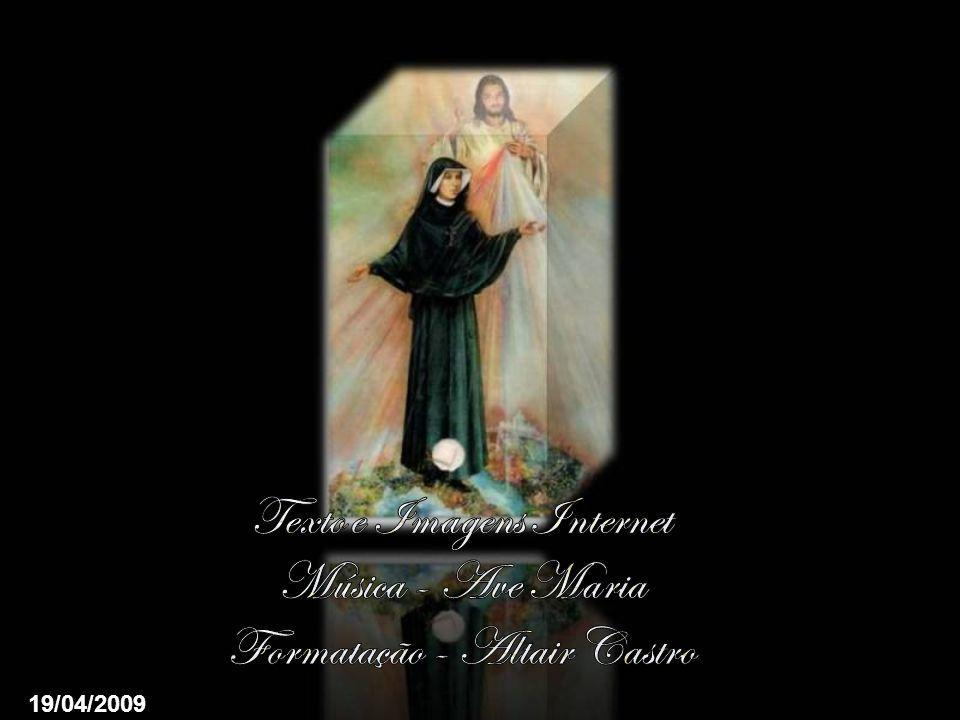 Maria convida todos a se aproximarem do trono da graça que é o seu Filho. Com o seu coração compassivo de Mãe, não poderia permanecer indiferente às m