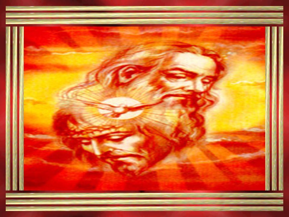 O Espírito Santo nos transforma interiormente e nos torna filhos à imagem do Filho. É um verdadeiro renascimento espiritual – infunde nos fiéis a ínti