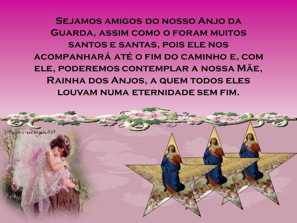 A vida e os ensinamentos de Jesus estão repletos da presença dos Anjos: Gabriel comunica a Maria que ela vai ser Mãe do Salvador. José é tranqüilizado