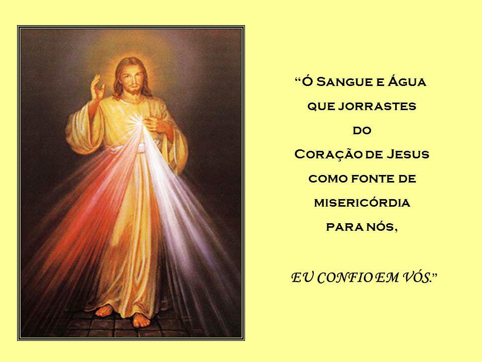 Para vós, Senhor, elevo a minha alma. Meu Deus, em vós confio: não seja eu decepcionado! Não escarneçam de mim meus inimigos! Não, nenhum daqueles que