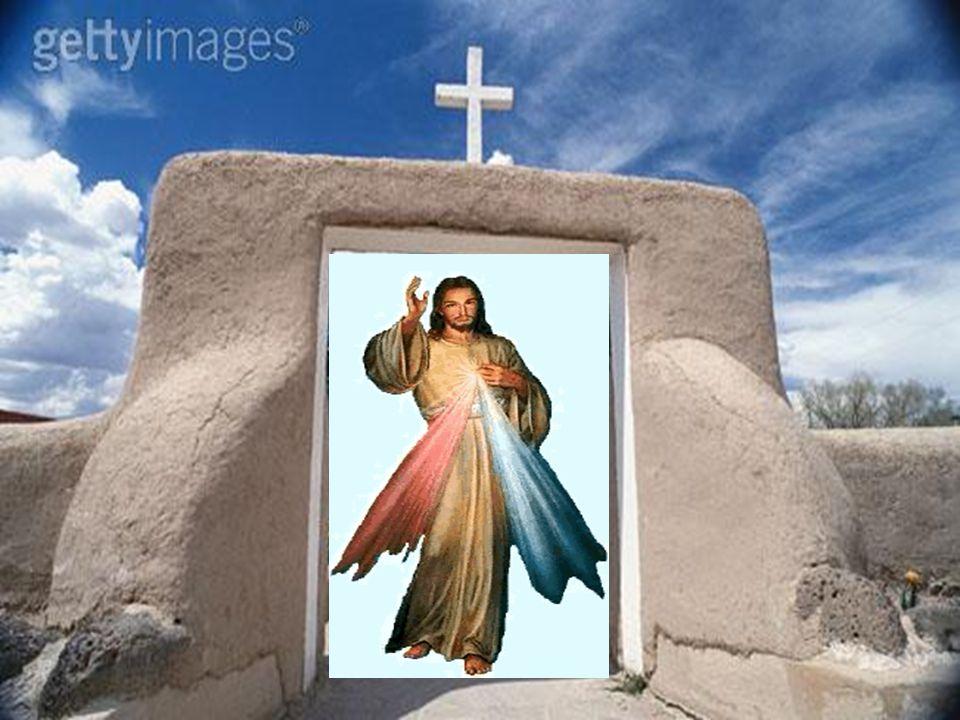 ... Entra ao menos por um momento na capela e adora o meu coração, que está cheio de misericórdia no Santíssimo Sacramento. Se não puderes ir à capela