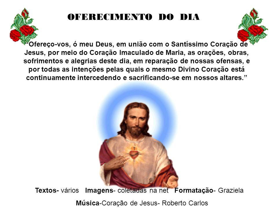 SAGRADOS CORAÇÕES DE JESUS E MARIA EU CONFIO EM VÓS