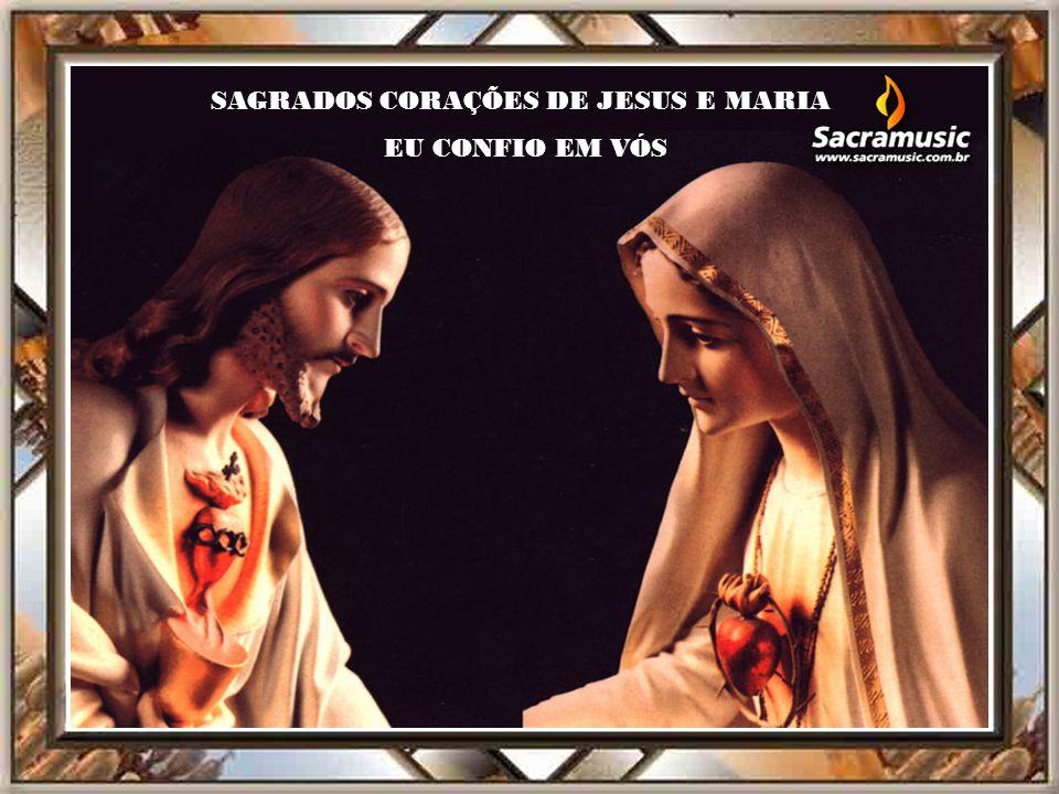 Ser Apóstolos do Coração de Jesus É ser eucarístico, É ser missionário, É ser evangelizador, É ser mariano E sua força maior não são as armas, mas a O