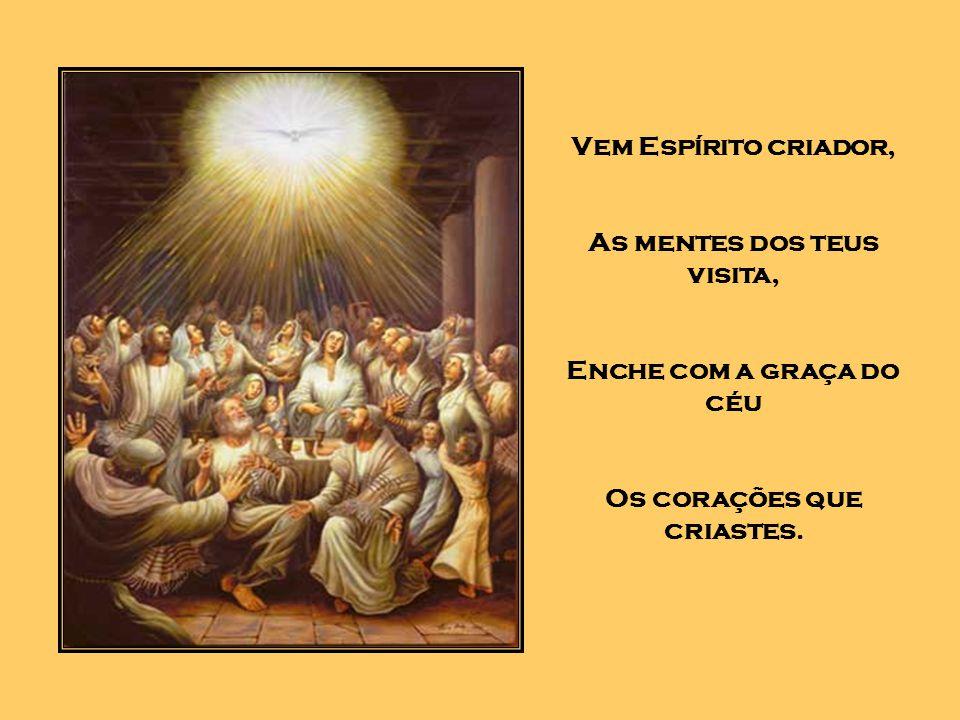 Caríssimos, A palavra Pentecostes significa em grego cinquenta. Esse dia era para os Judeus a festa das sete semanas depois da Páscoa, a que associava