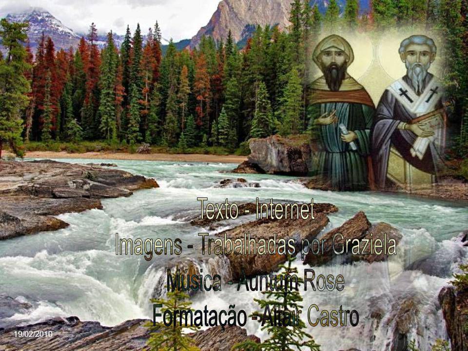 Nesta época, Metódio, foi para Constantinopla a convite do imperador, para se juntar ao então patriarca Fócio, seu antigo professor e amigo da família