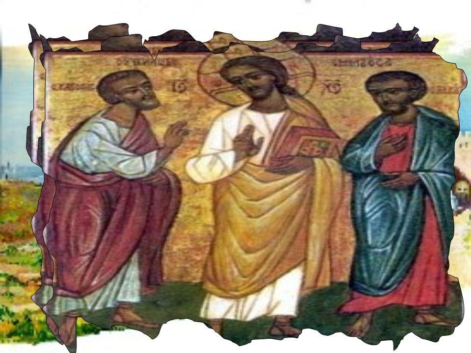Os discípulos que conviveram com Jesus se afastaram de Jerusalém, abandonando o grupo dos Onze e dos outros discípulos; Vão embora em busca de um refúgio para sua decepção e tristeza.