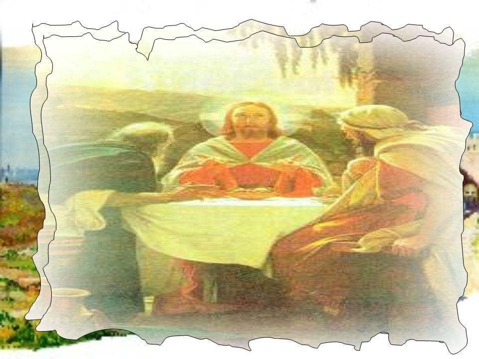 Essa páscoa/passagem dos discípulos de Emaús se realizará em nós se nos deixarmos acompanhar por Jesus e se deixarmos que suas palavras e seus gestos iluminem nossos olhos e façam arder nossos corações.