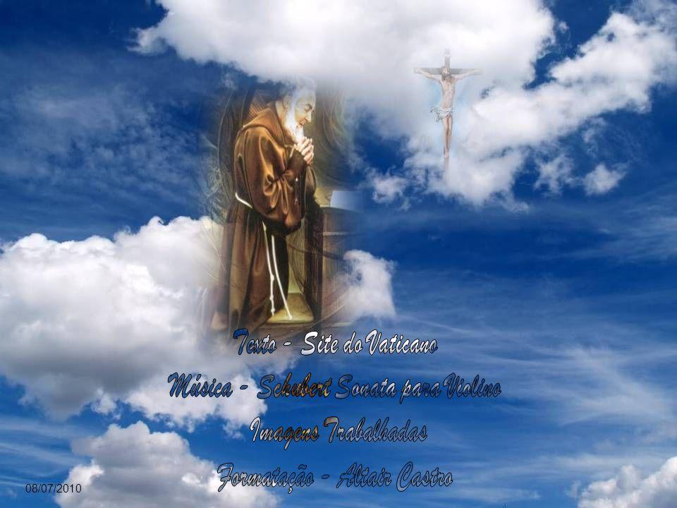 No dia 18 de Dezembro de 1997, na presença do Papa João Paulo II foi promulgado o Decreto sobre a heroicidade das virtudes. Para a beatificação do Pad
