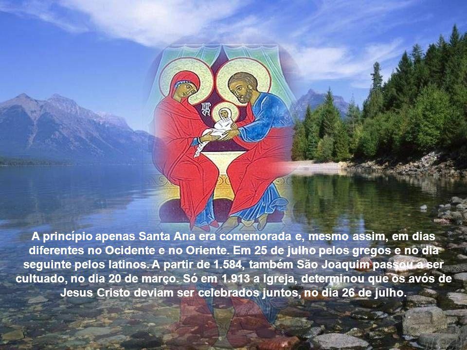 O culto a Santa Ana chegou a ser até atacada por Martinho Lutero, especialmente as imagens com Jesus e Maria, um objeto favorito dos pintores da Renascença.