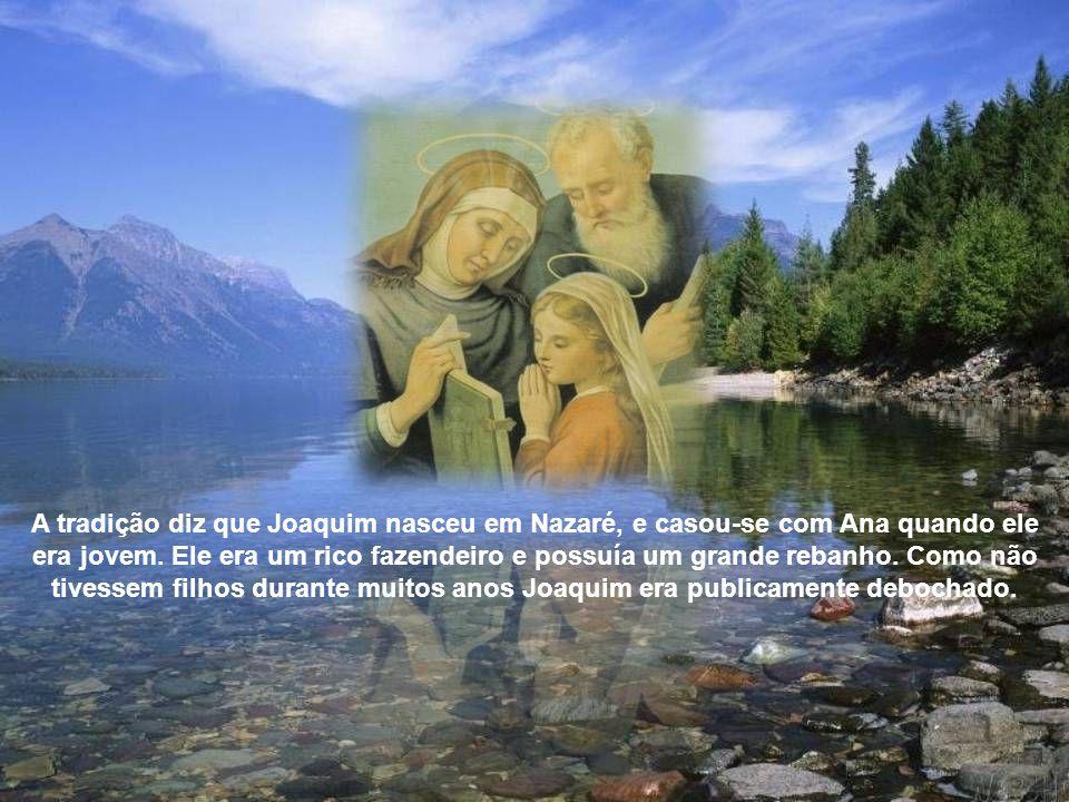 Assim, toda esposa judia esperava que dela nascesse o Salvador e, para tanto, ela tinha que dispor das condições para servir de veículo aos desígnios de Deus, se assim Ele o desejasse.