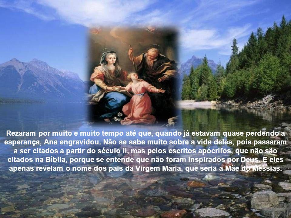 O Pai de Ana teria sido um judeu nômade chamado Akar que trouxe sua mulher para Nazaré com sua filha Ana.