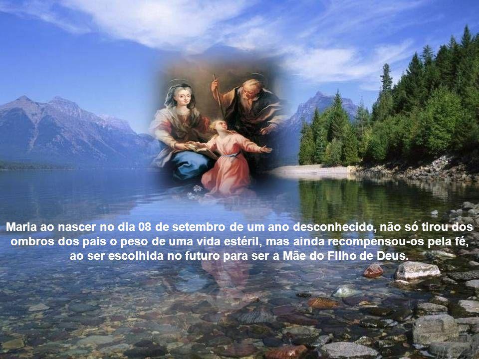 São João Damasceno exorta Joaquim e Ana como modelos de pais e esposos cujo principal dever era educar seus filhos.