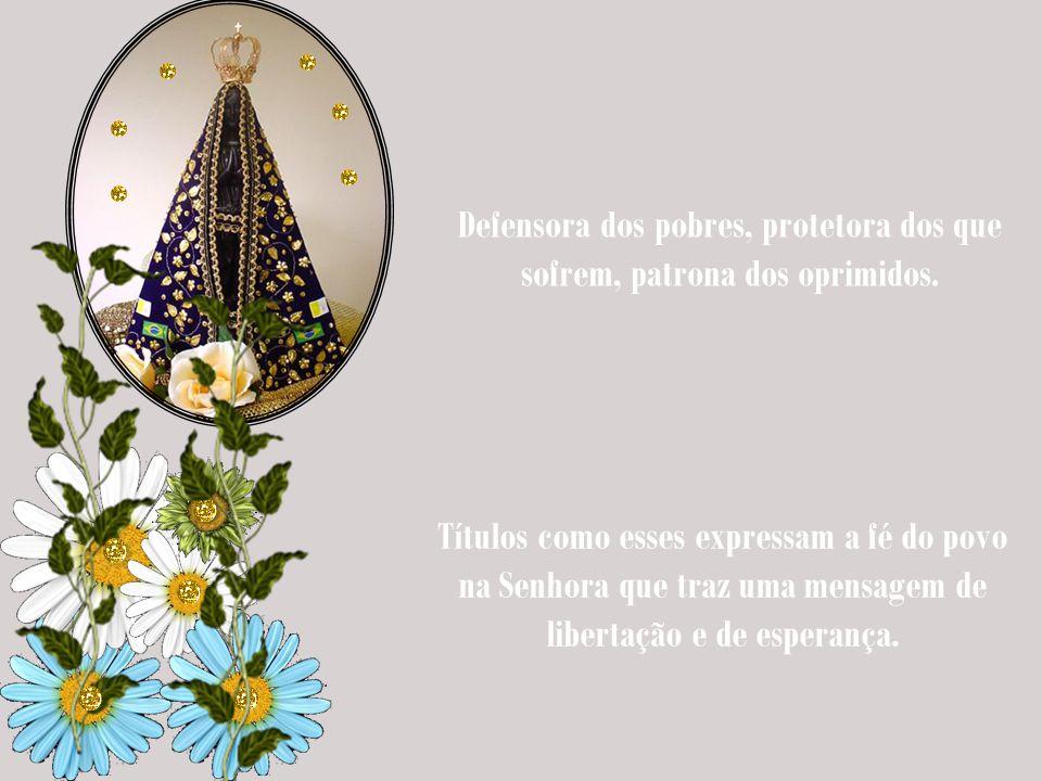 Segundo o dicionário Aurélio, a palavra Padroeira tem como significado: defensor, protetor, patrono. No dia 12 de outubro, o Brasil comemora a festa d