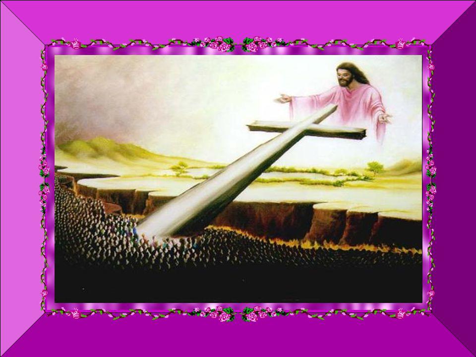 É o sinal da Cruz sobre a nossa testa, os nossos lábios e o nosso coração, o sinal do cristão – Pelo sinal da Santa Cruz, livrai-nos Deus Nosso Senhor