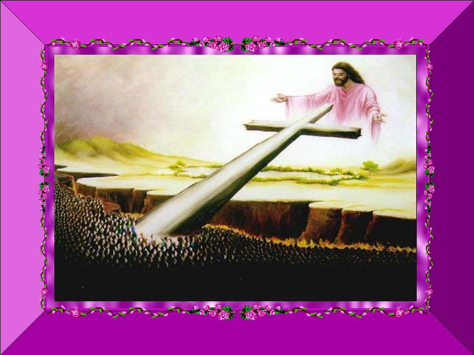 O caminho da santidade passa pela Cruz.