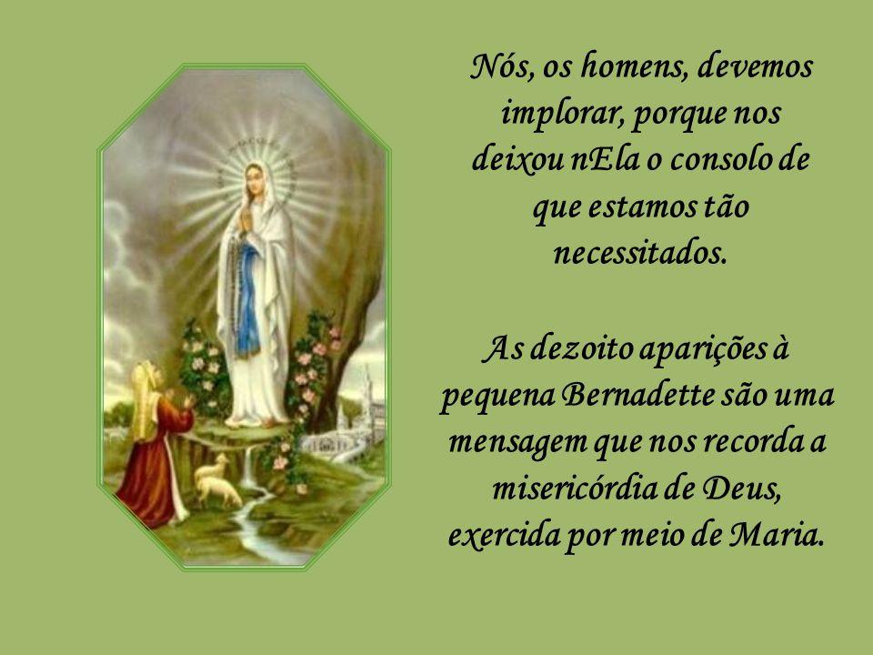 Recuperaram a fé, abriram- se a uma piedade mais profunda ou passaram a aceitar amorosamente a vontade divina.