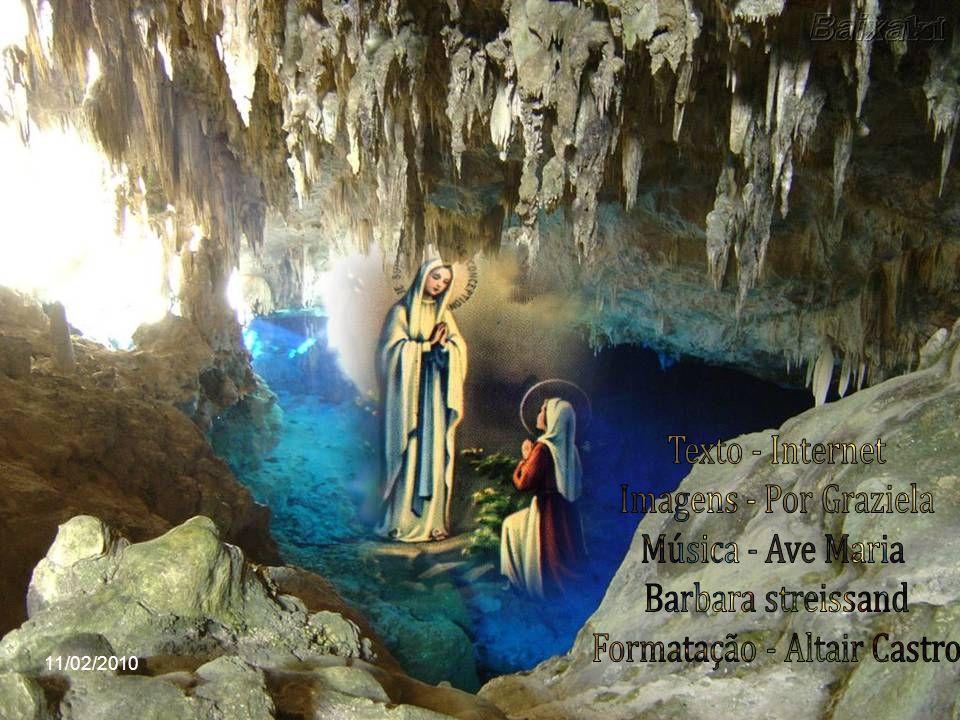 João XXIII no encerramento do centenário das aparições de Lourdes, recordava o seguinte: