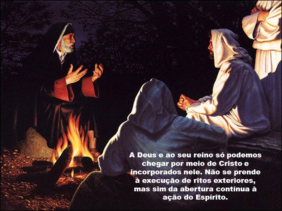 Caríssimos, Esta frase foi dita por Jesus a Nicodemos, naquela noite em que ele foi atrás de Jesus para conversar. Nicodemos era membro do Sinédrio de