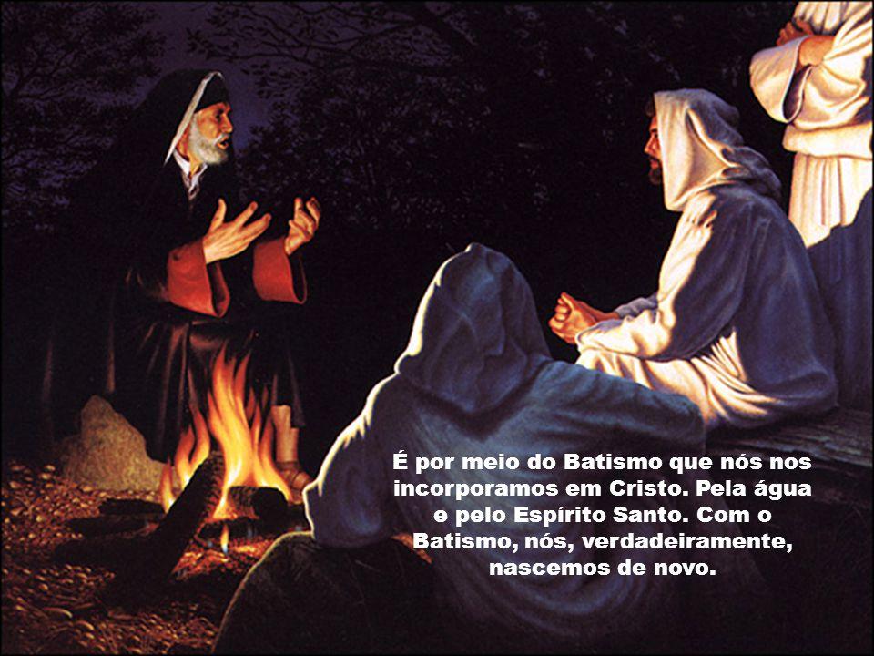 As palavras do Senhor também constituem um horizonte sem limites para o progresso espiritual de qualquer alma cristã que se deixa docilmente conduzir