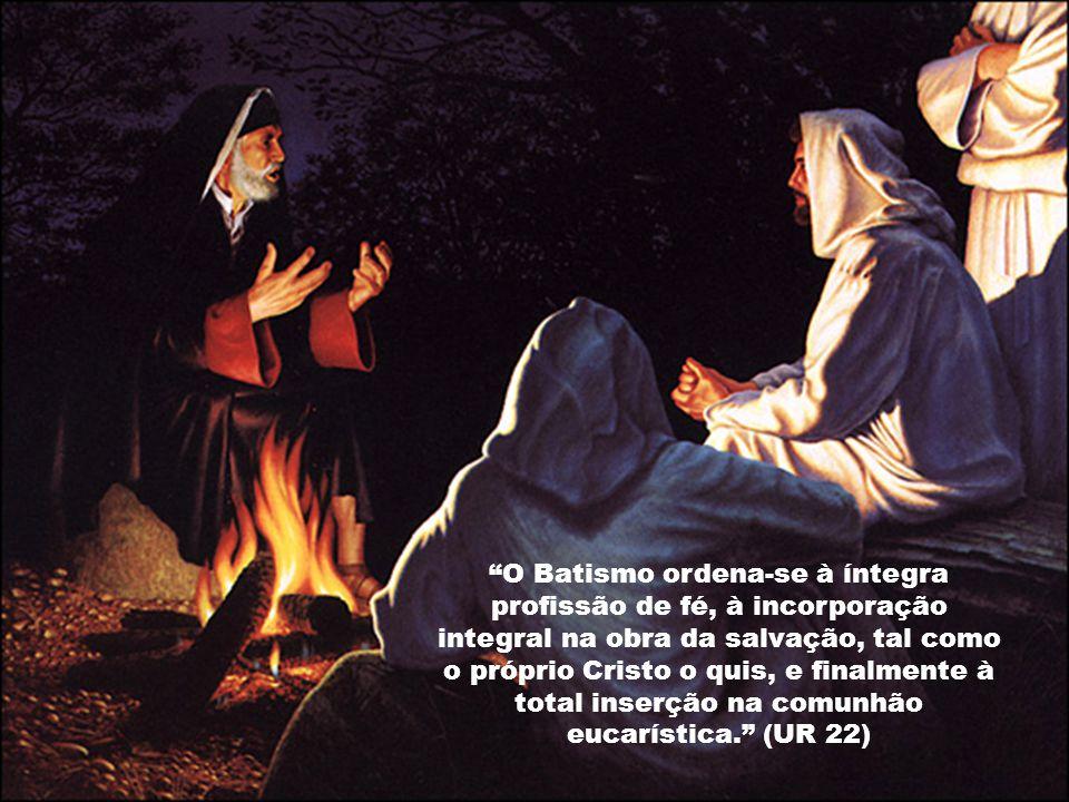 Em Cristo, nós nos tornamos criatura nova, nascida não da carne mas, do Espírito, não do sangue, nem da vontade do homem, mas unicamente de Deus. (Jo