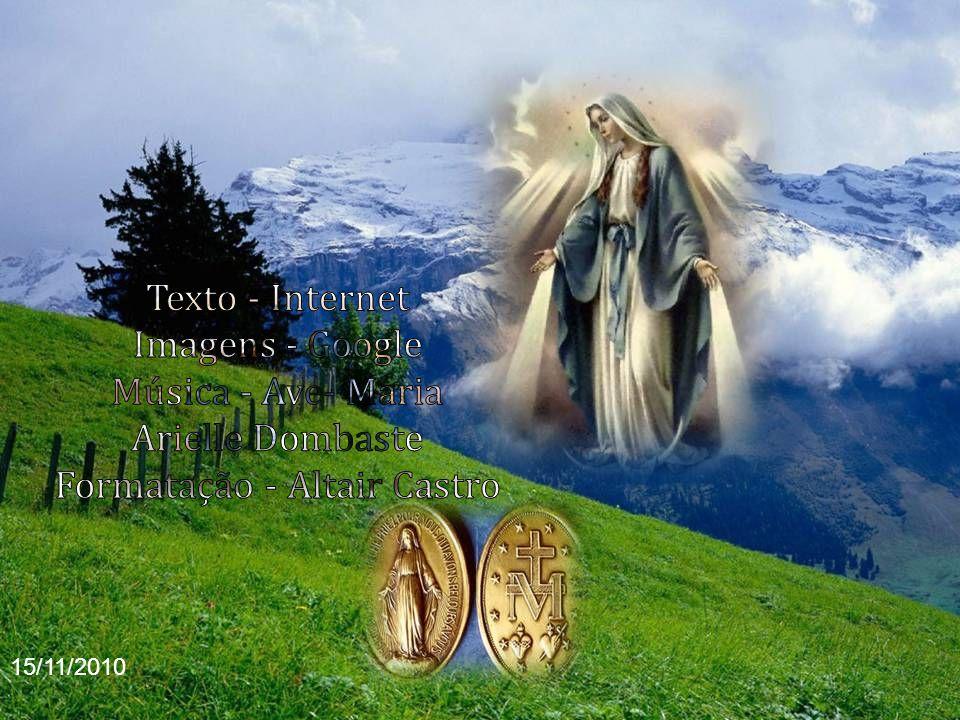 9º dia Ó Mãe Imaculada, fazei com que a cruz de vossa medalha brilhe sempre diante de meus olhos, suavize as penas da vida presente e me conduza à vid