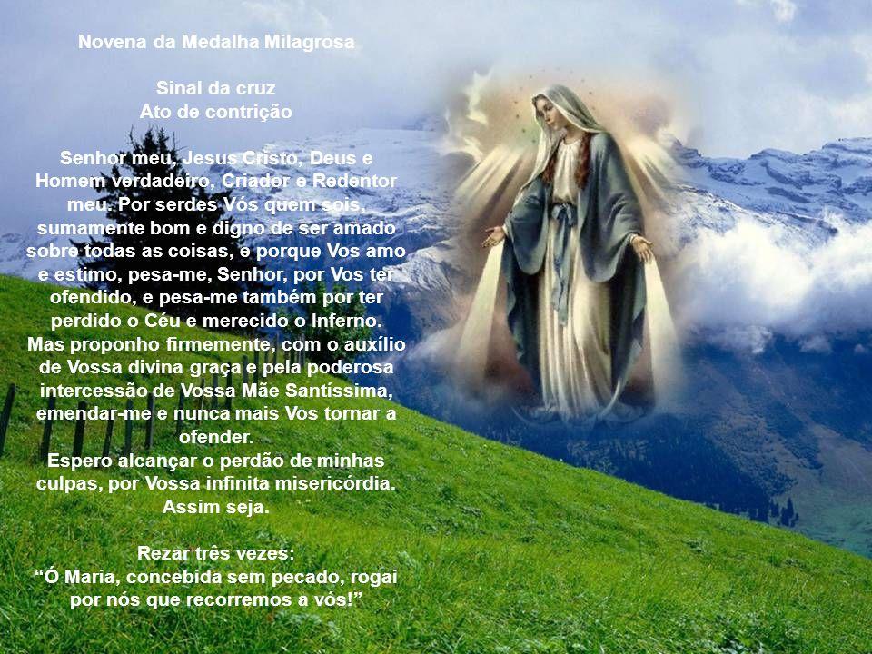 Ela nos ajuda a conservar o amor da Virgem vivo em nosso coração e em nosso espírito, nos estimulando a demonstrar nosso reconhecimento através da fé
