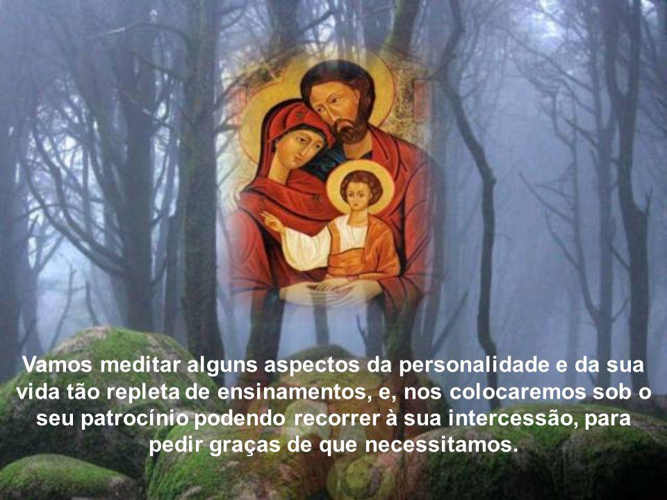 São José foi o pai de Jesus aqui na terra e guardião de Maria, por isso façamos esta Novena com muita devoção.