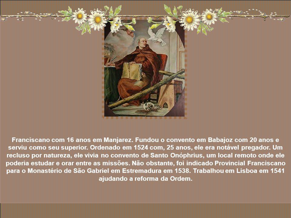 Pouca gente sabe - eu não sabia até hoje - que o Brasil, desde bem antes de Nossa Senhora de Aparecida, já tinha um padroeiro que, por antiguidade, ta