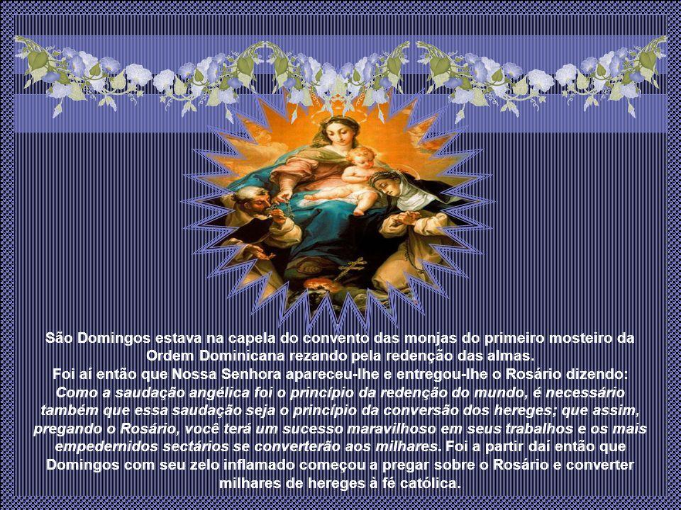 O exemplo de São Francisco de Assis e do admirável desenvolvimento da Ordem por ele fundada, influiu grandemente no espírito de São Domingos.