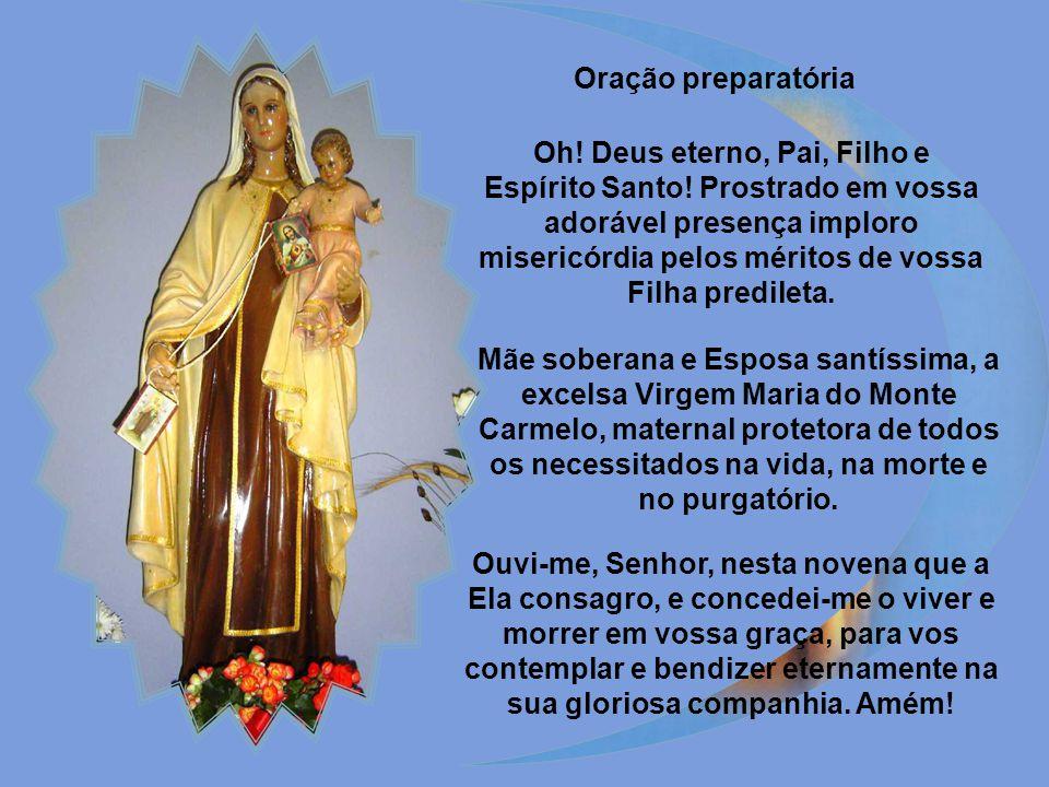 Oh.Deus eterno, Pai, Filho e Espírito Santo.