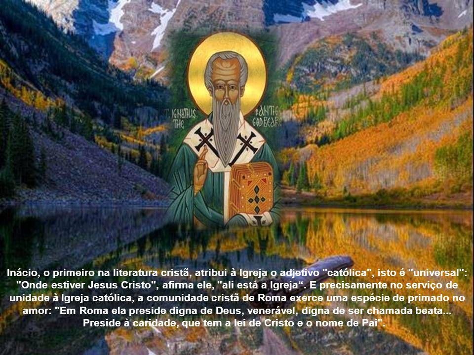 É evidente a responsabilidade peculiar dos bispos, dos presbíteros e dos diáconos na edificação da comunidade. Para eles é válido antes de tudo o conv