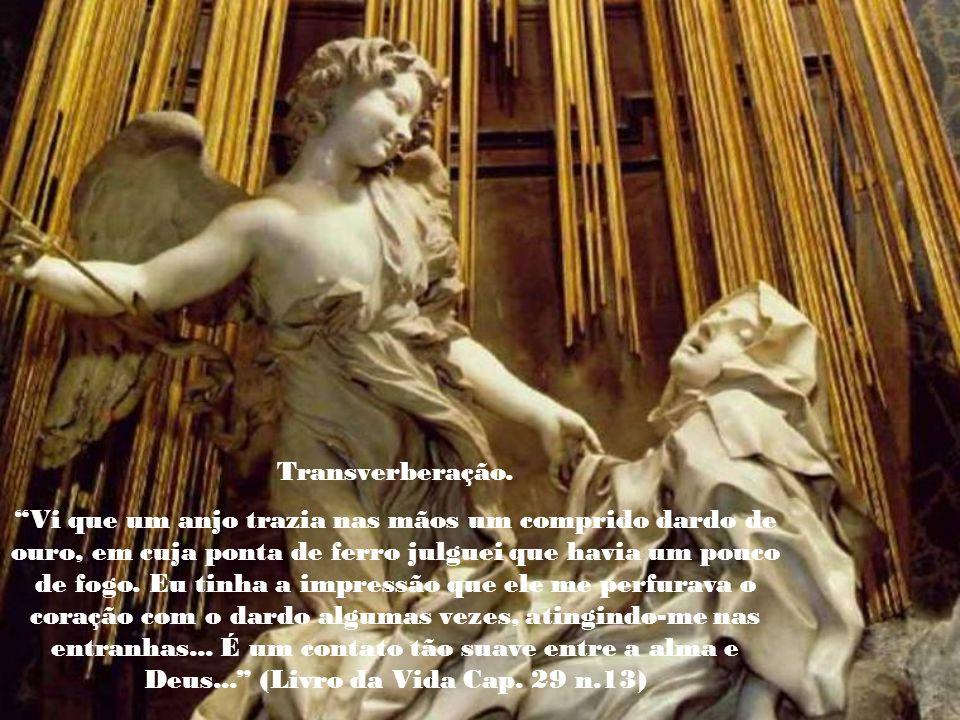 Ó Senhor meu, como nos aproveitamos mal de todos os bens que nos dais! Vossa Majestade buscando modos, maneiras e artifícios para mostrar o amor que t
