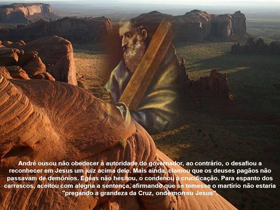 Alguns historiadores citam que depois de Jerusalém foi evangelizar na Galiléia, Cítia, Etiópia, Trácia e, finalmente na Grécia. Nessa última, formou u