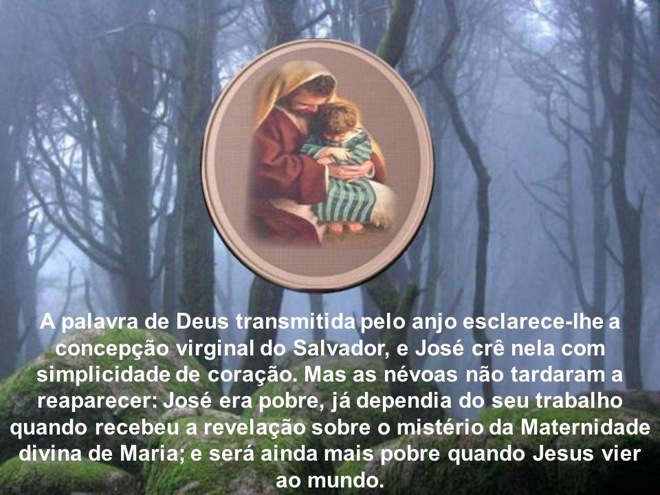 A INCRÍVEL PROMESSA de Deus não o fez vacilar, mas, fortalecido pela fé, deu glória a Deus. A fé do Patriarca, apesar da obscuridade do mistério, mant