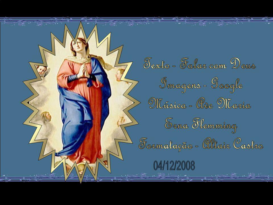 6º dia novena em homenagem a Nossa Senhora. Você receberá mais três meditações.