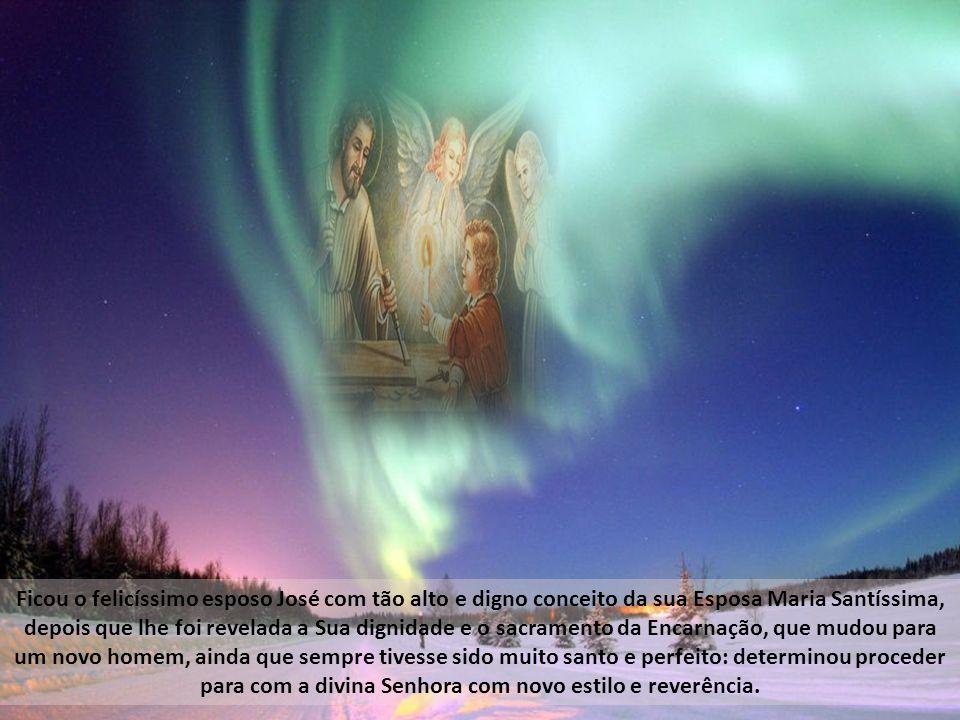 Dia 25 de março celebra-se a solenidade da Anunciação do Senhor. Em atenção a esse mistério, vamos começar a meditar no culto de S. José para com a Su