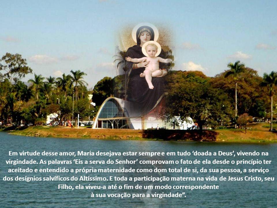 Texto – Internet – Música Ave Maria de Gounod – Imagens – Google Formatação – Altair Castro Maria Santíssima é, pois, a sempre Virgem.