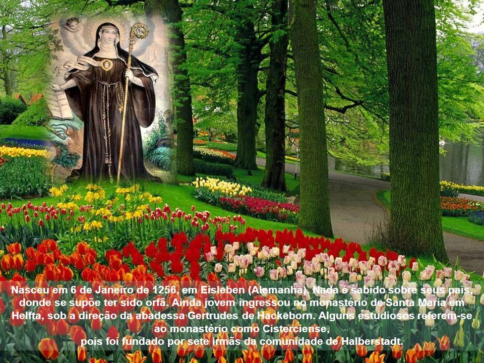Nasceu em 6 de Janeiro de 1256, em Eisleben (Alemanha).
